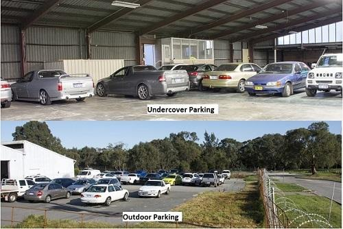 Vehicle Storage Perth